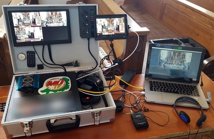 Das Mühldorf-TV Live-Set